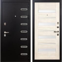 Входная дверь Лекс Витязь Сицилио Дуб беленый (панель №46)