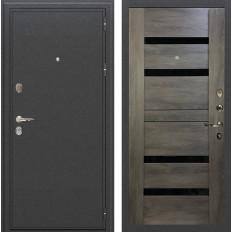 Входная дверь Лекс Колизей Неро Графит шале (панель №65)