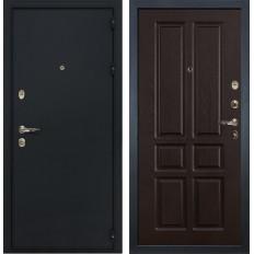 Входная дверь Лекс 2 Рим Ясень шоколад (панель №86)