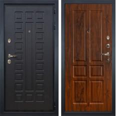 Входная дверь Лекс Гладиатор 3К Винорит дуб тёмный (панель №91)