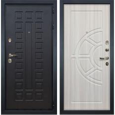Входная дверь Лекс Гладиатор 3К Сандал белый (панель №44)
