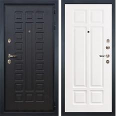 Входная дверь Лекс Гладиатор 3К Софт белый снег (панель №89)