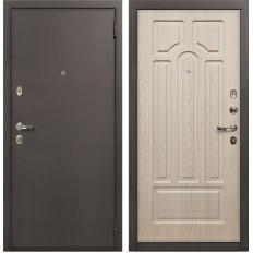 Входная дверь Лекс 1А Дуб беленый (панель №25)