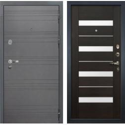 Входная дверь Лекс Легион 3К Софт графит / Сицилио Венге (панель №51)