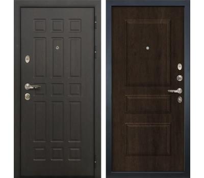 Входная металлическая дверь Лекс Сенатор 8 Алмон 28 (панель №60)