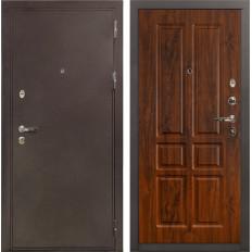 Входная дверь Лекс 5А Цезарь Винорит дуб тёмный (панель №91)