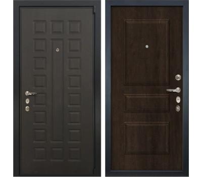 Входная стальная дверь Лекс 4А Неаполь Mottura Винорит Алмон 28 (панель №60)