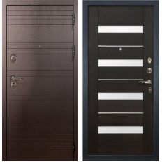 Входная дверь Лекс Легион Сицилио Венге (панель №51)