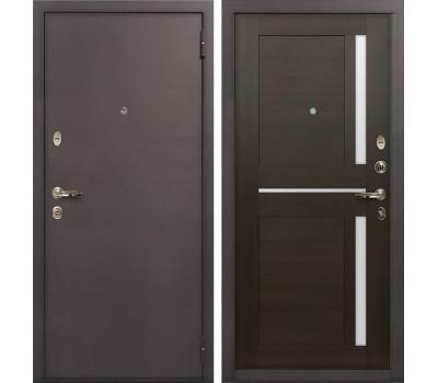 Входная стальная дверь Лекс 1А Баджио Венге (панель №50)