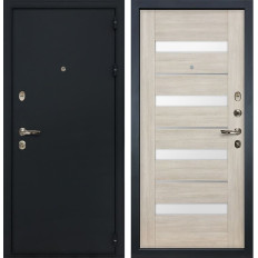 Входная дверь Лекс 2 Рим Сицилио Ясень кремовый (панель №48)