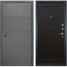 Входная дверь Лекс Сенатор 3К Софт графит / Венге (панель №43)