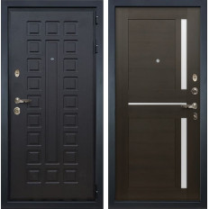 Входная дверь Лекс Гладиатор 3К Баджио Венге (панель №50)