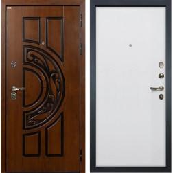 Входная дверь Лекс Спартак Cisa Ясень белый (панель №62)