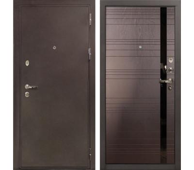Входная стальная дверь Лекс 5А Цезарь Ясень шоколад (панель №31)